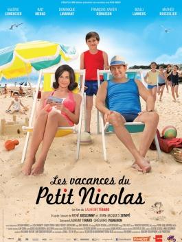 Les Vacances du Petit Nicolas AFFICHE
