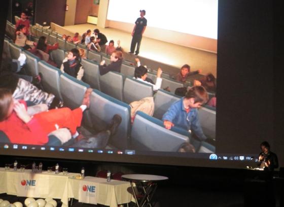 Présentation des Samedis du Ciné